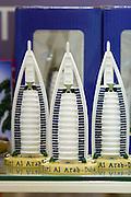 Mall of Emirates. Burj Al Arab souvenirs.