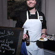 American Lamb Jam 2013.  Local 360: Braised Lamb Shoulder.