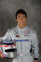 Takuma Sato, INDYCAR Spring Training, Sebring International Raceway, Sebring, FL 03/05/12-03/09/12