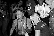 Unknown Skinhead Group Dances, Brighton, 2014.