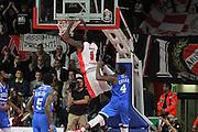 Norvel Pelle<br /> Openjobmetis Pallacanestro Varese - Enel New Basket Brindisi<br /> Lega Basket Serie A 2016/2017<br /> Varese 23/10/2016<br /> Foto Ciamillo-Castoria