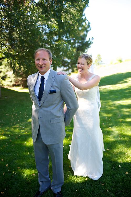 Emily Campbell & Brenden Cashmere Wedding