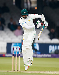 Pakistan's Azhar Ali during day one of the First NatWest Test Series match at Lord's, London.