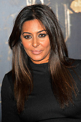 Laila Rouass at the  Crime Thriller Awards  in London, Thursday, 18th October 2012 Photo by: Chris Joseph / i-Images