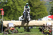 Michael Owen on Jims Pal during the International Horse Trials at Chatsworth, Bakewell, United Kingdom on 13 May 2018. Picture by George Franks.