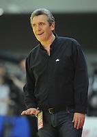 Handball EM Herren 2010 Hauptrunde Deutschland - Frankreich 24.01.2010 Claude Onesta (Trainer FRA)