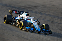 February 20, 2019 - Barcelona, Spain - RUSSELL George (gbr), Williams Racing F1 FW42, action during Formula 1 winter tests from February 18 to 21, 2019 at Barcelona, Spain - Photo  /  Motorsports: FIA Formula One World Championship 2019, Test in Barcelona, , #88 Robert Kubica (POL Team Williams) (Credit Image: © Hoch Zwei via ZUMA Wire)