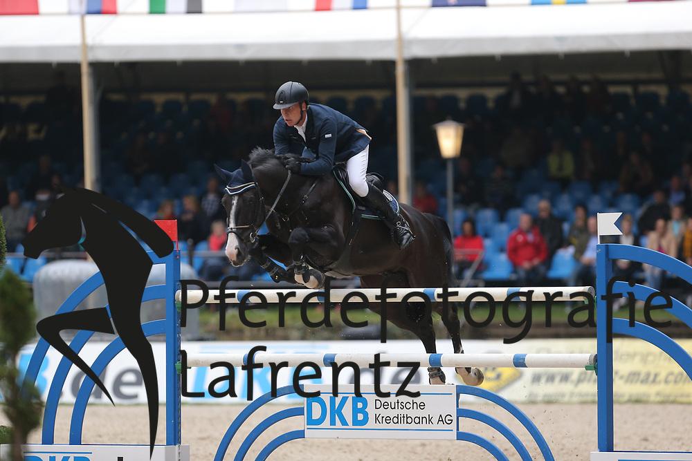 Stevens, Mario, Baloubet<br /> Paderborn - Paderborn Challenge 2014<br /> Championat<br /> © www.sportfotos-lafrentz.de/ Stefan Lafrentz