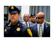 Bill Cosby attended his preliminary hearing at the Montgomery County Courthouse in Morristown where a judge ruled there is sufficient evidence for the sexual assault case against the comedian to proceed to trial.