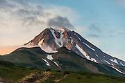 Vilyuchinsk volcano, Kamchatka, Russia