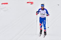 HUNTINGTON Jonny, GBR, LW4 at the 2018 ParaNordic World Cup Vuokatti in Finland