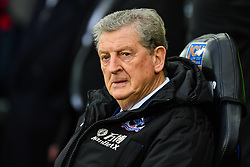 Crystal Palace manager Roy Hodgson - Mandatory by-line: Craig Thomas/JMP - 23/12/2017 - FOOTBALL - Liberty Stadium - Swansea, England - Swansea City v Crystal Palace - Premier League