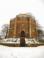 Red Mount Chapel in The Walks