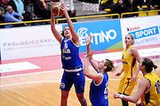 DESCRIZIONE : Torneo di Schio - Italia vs Romania<br /> GIOCATORE : Cecilia Zandalasini<br /> CATEGORIA : nazionale femminile senior A <br /> GARA : Torneo di Schio - Italia vs Romania<br /> DATA : 29/12/2014 <br /> AUTORE : Agenzia Ciamillo-Castoria