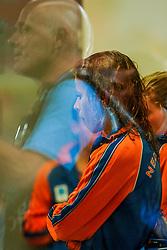 27-08-2004 GRE: Olympic Games day 14, Athens<br /> Hockey finale vrouwen Nederland - Duitsland 1-2 / Sylvia Karres
