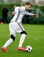 Fotball , 28. februar 2018 , Privatkamp , Rosenborg - Dynamo Brest<br /> Nicklas Bendtner , RBK