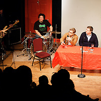 New York City PodFest - Jan 12, 2013 - The PIT