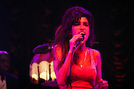 Amy Winehouse at The Eden Project