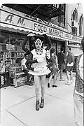 Wigstock, Tompkins Pl,  New York 1992© Copyright Photograph by Dafydd Jones 66 Stockwell Park Rd. London SW9 0DA Tel 020 7733 0108 www.dafjones.com