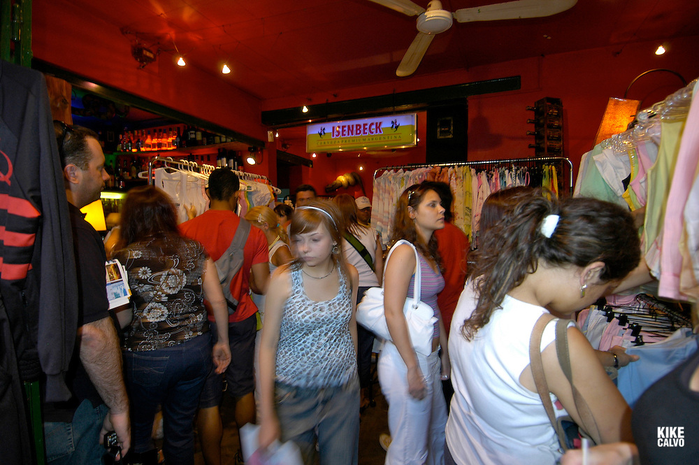 Buenos Aires constantly receives tourists from all over the world and offers a large choice cultural events, nightlife, restaurants and pubs. The City of Buenos Aires has 48 districts called barrios.Pictured: Palermo, a hip residential neighborhood of tree-lined streets and intersections packed with restaurants and bars.
