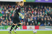 Netherlands goalkeeper Jasper Cillessen (1) during the UEFA European 2020 Qualifier match between Northern Ireland and Netherlands at National Football Stadium, Windsor Park, Northern Ireland on 16 November 2019.