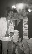 Happy Mondays and Tony Wilson, Hacienda 10th birthday party, Hacienda Club, Manchester, 1992