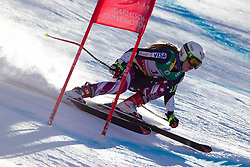 10.02.2011, Kandahar, Garmisch Partenkirchen, GER, FIS Alpin Ski WM 2011, GAP, Damen Abfahrtstraining, im Bild Laurenne Ross (USA) whilst competing in the women's downhill training run on the Kandahar race piste at the 2011 Alpine skiing World Championships, EXPA Pictures © 2011, PhotoCredit: EXPA/ M. Gunn