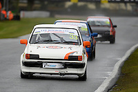 #33 Lee Shropshire Ford Fiesta XR2 during Lee Bowron Ltd XR Challenge - Qualifiying  as part of the Easter Family Fun Day - Oulton Park Fosters at Oulton Park, Little Budworth, Cheshire, United Kingdom. March 28 2016. World Copyright Peter Taylor/PSP. Copy of publication required for printed pictures.  Every used picture is fee-liable. http://archive.petertaylor-photographic.co.uk