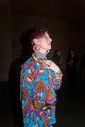 SILVIA ZIRANEK, 3Migrations private view, Tate Britain. London. 30 January 2012.