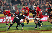 Rugby Union - 2017 British & Irish Lions Tour of New Zealand - Crusaders vs. British & Irish Lions<br /> <br /> Ben Te'o of The British and Irish Lions runs into Matt Todd  of The Crusaders at AMI Stadium [Rugby League Park], Christchurch.<br /> <br /> COLORSPORT/LYNNE CAMERON