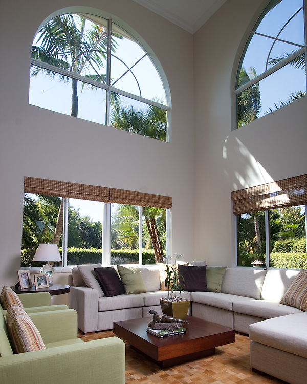 Key Biscayne Home - Interior Design by Home Interiors Miami