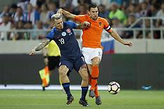 Slovakia v The Netherlands, 31 May 2018