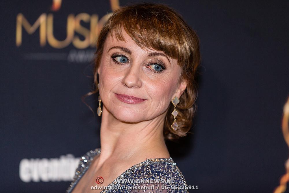 NLD/Utrecht/20170112 - Musical Awards Gala 2017, Bianca Krijgsman