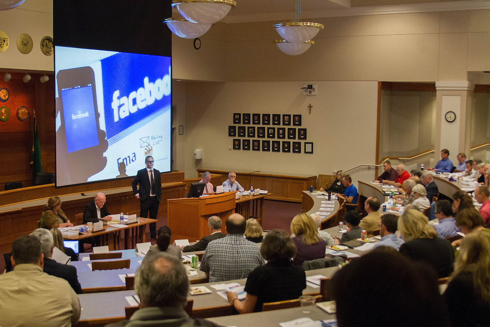 Gonzaga Law School hosts panel for ethics of law practices and social media