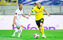 Kevin Kampl of Borussia Dortmund during football match between WAC Wolfsberg (AUT) and  Borussia Dortmund (GER) in First leg of Third qualifying round of UEFA Europa League 2015/16, on July 30, 2015 in Wörthersee Stadion, Klagenfurt, Austria. Photo by Vid Ponikvar / Sportida