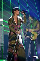 Rihanna and Klaxons