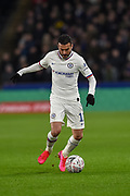 Pedro (11) of Chelsea FC on the attack during the The FA Cup match between Hull City and Chelsea at the KCOM Stadium, Kingston upon Hull, England on 25 January 2020.