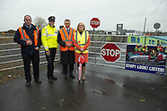 RSA & Iarnród Éireann Chiefs say Stay Safe at Level Crossings