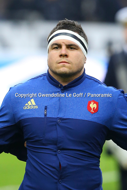 Guilhem Guirado (France). RBS 6 Nations Championship, France v Scotland - Round 1, Stade de France, France . 7 February 2015.