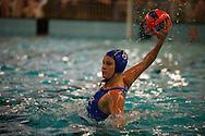 07-05-2014 : WATERPOLO : ZVL - GZC DONK : LEIDEN<br /> <br /> Marloes Nijhuis van GZC Donk<br /> Play-offs Eredivisie Dames - Seizoen 2013/2014<br /> <br /> Foto: Gertjan Kooij