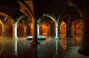 Portuguese Cistern for collecting rain water, Al Jadeeda, Morocco