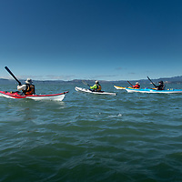 BASK Thursday Lunch Paddle. September 5, 2019. Point San Pablo Yacht Harbor to Red Rock.