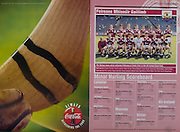 All Ireland Senior Hurling Championship - Final,.01.09.1996, 09.01.1996, 1st September 1996,.01091996AISHCF, .Wexford v Limerick,.Wexford 1-13, Limerick 0-14,.Coca Cola, ..Galway Minor Team, Back row, Eugene Cloonan, David Loughrey, Aidan Poinard, Shane McClearn, Eda Tannian, Kevin Coy, Ritchie Brady, Cathal O'Reilly, .Front row, Rory Gantley, Eugene McEntee, Ronan Cullinane, Micheal Healy, Nigel Murray, Martin Blake, Colin Coen, Darren Shaughnessy,