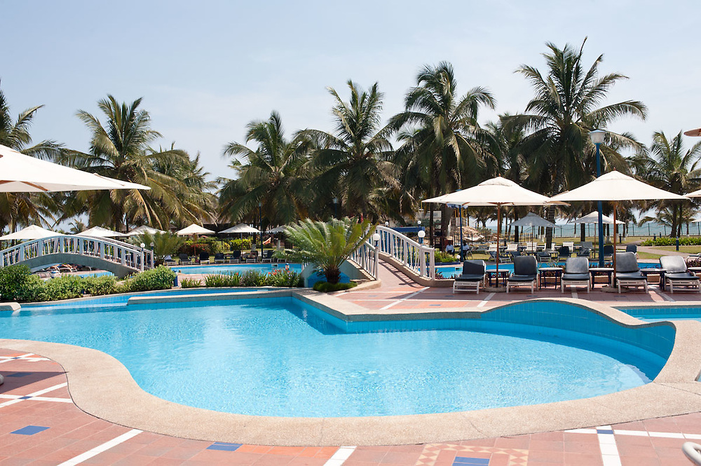 La Palm Resort, Accra, Ghana 2011