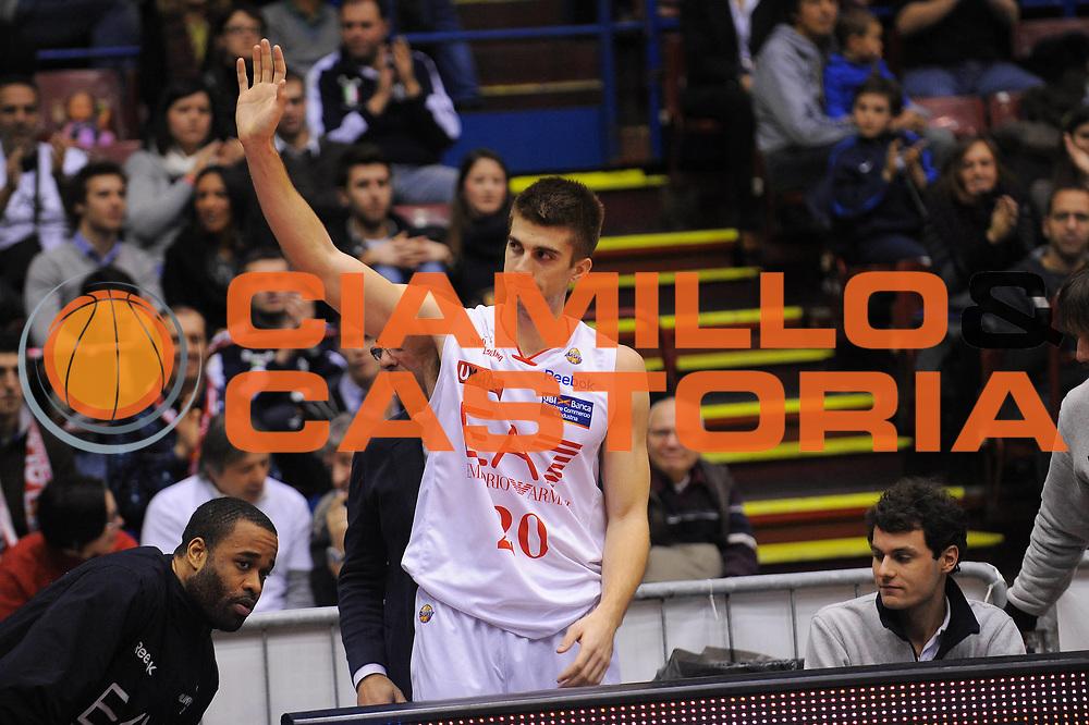 DESCRIZIONE : Milano Lega A 2011-12 EA7 Emporio Armani Milano Fabi Shoes Montegranaro<br /> GIOCATORE : Jeff Viggiano<br /> CATEGORIA : Ritratto<br /> SQUADRA : EA7 Emporio Armani Milano<br /> EVENTO : Campionato Lega A 2011-2012<br /> GARA : EA7 Emporio Armani Milano Fabi Shoes Montegranaro<br /> DATA : 17/12/2011<br /> SPORT : Pallacanestro<br /> AUTORE : Agenzia Ciamillo-Castoria/A.Dealberto<br /> Galleria : Lega Basket A 2011-2012<br /> Fotonotizia : Milano Lega A 2011-12 EA7 Emporio Armani Milano Fabi Shoes Montegranaro<br /> Predefinita :