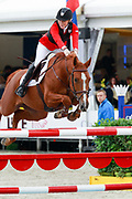Stina Cassoe Jakobsen - Simba<br /> FEI World Breeding Jumping Championships for Young Horses 2010<br /> © DigiShots