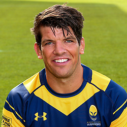 Donncha O'Callaghan of Worcester Warriors - Mandatory by-line: Robbie Stephenson/JMP - 25/08/2017 - RUGBY - Sixways Stadium - Worcester, England - Worcester Warriors Headshots