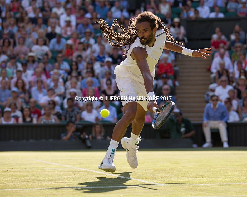 DUSTIN BROWN (GER)<br /> <br /> Tennis - Wimbledon 2016 - Grand Slam ITF / ATP / WTA -  AELTC - London -  - Great Britain  - 5 July 2017.