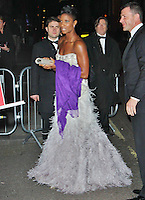 LONDON - November 30: Denise Lewis at the British Olympic Ball (Photo by Brett D. Cove)