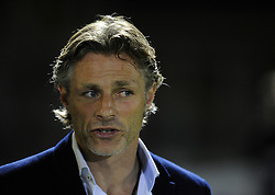 Wycombe Wanderers Manager Gareth Ainsworth - Mandatory byline: Neil Brookman/JMP - 07966 386802 - 06/10/2015 - FOOTBALL - Memorial Stadium - Bristol, England - Bristol Rovers v Wycombe Wanderers - JPT Trophy